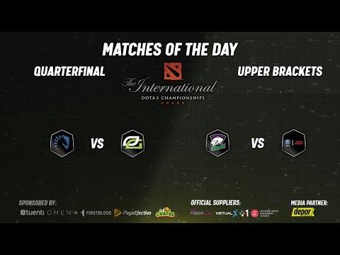 [ES] The International | Virtus Pro vs PSG.LGD