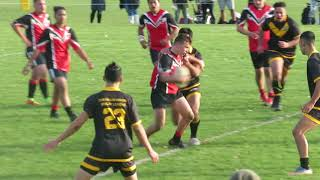Counties Manukau Maori Rugby League Under 15's 2018
