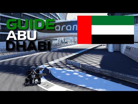 F1 2020 GUIDE ABU DHABI