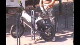 einsatzm glichkeiten mit dem etricks elektro bike. Black Bedroom Furniture Sets. Home Design Ideas
