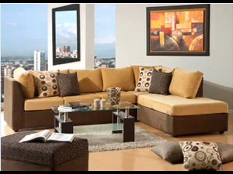 Tapiceria y fabrica de salas 2015 youtube for Salas pequenas economicas