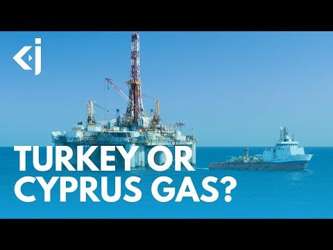 TURKEY or  CYPRUS GAS? - KJ Vids