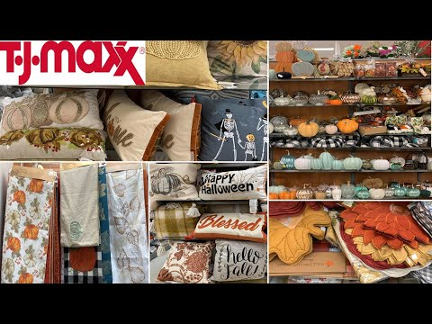 TJ Maxx Fall Home Decor * Kitchen Decoration | Shop With Me Fall 2019