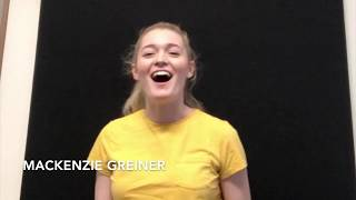 Mackenzie Greiner_ Right Through You by Alanis Morissette