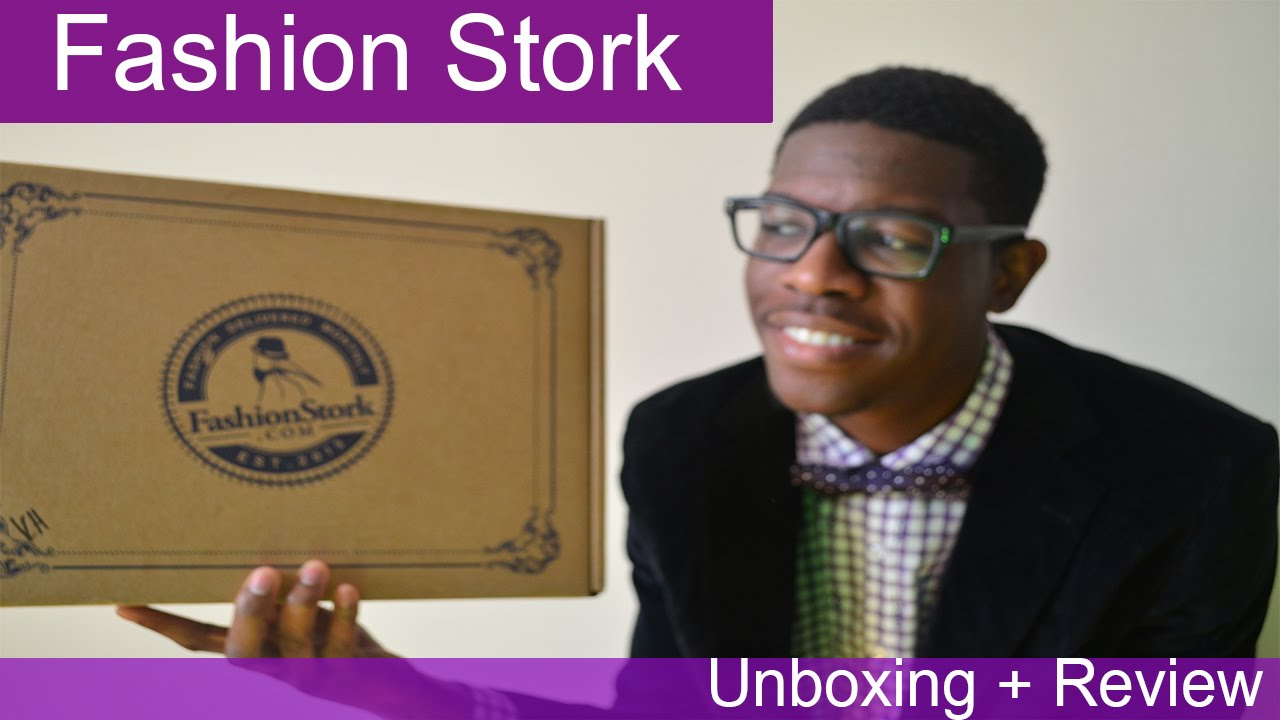 Fashion Stork Unboxing   Review  1   YouTube