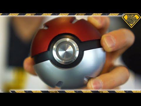 Thumbnail: Shall We Pour Silicone On A Real Life Pokeball?