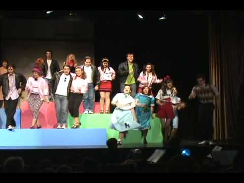 grease we go together reprise youtube