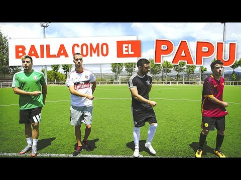 BAILA COMO EL PAPU (PARODIA) DjMaRiiO