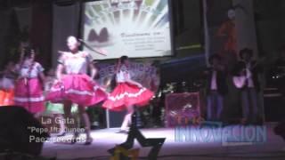 La Gata LIVE trio innovacion y ballet jacala Hgo 03-04-14