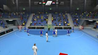 IHF Handball Challenge 12 [HD] gameplay