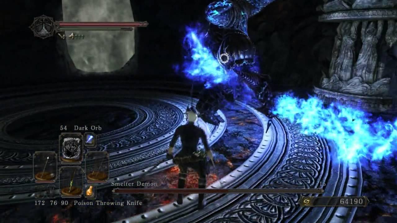 Smelter Demon Dark Souls  Build