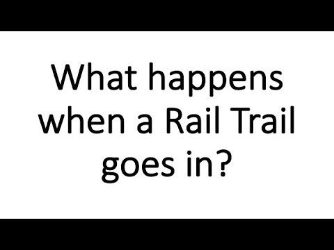 Is the Otago Rail Trail a success?