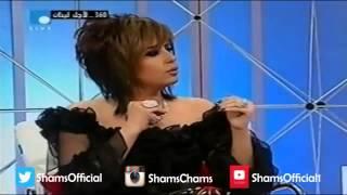 شمس الكويتية ترد على احلام وعلى همجيتها برنامج آخر خبرية