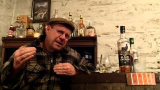 whisky review 550 - Black Grouse blended scotch