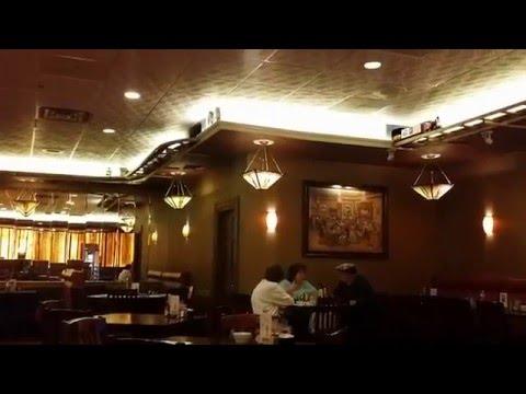 Skyline Casino Cafe - 99 cent Breakfasts and Model Train Set! (Las Vegas, Nevada)