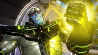 Thanos vs los pinches furros