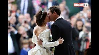 La razón por la que la Princesa Eugenia de York no usó velo de novia | ¡HOLA! TV