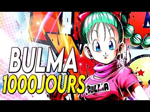 SHOWCASE BULMA 1000 JOURS ! UN SUPPORT UNIQUE ! DRAGON BALL LEGENDS