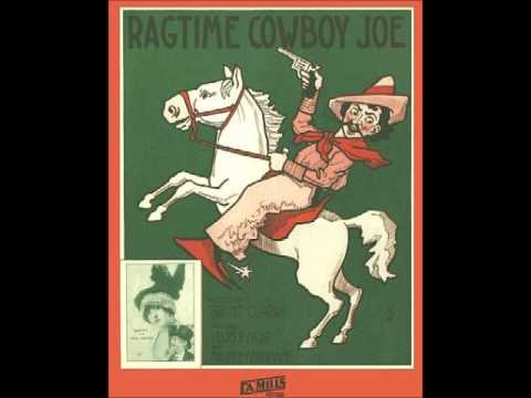 Ragtime Cowboy Joe - The Sons of the Pioneers with Tommy Doss 1960