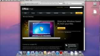 Tutorial Remote Desktop from Apple Mac to Windows Terminal Server [How to][Step by Step Guide]
