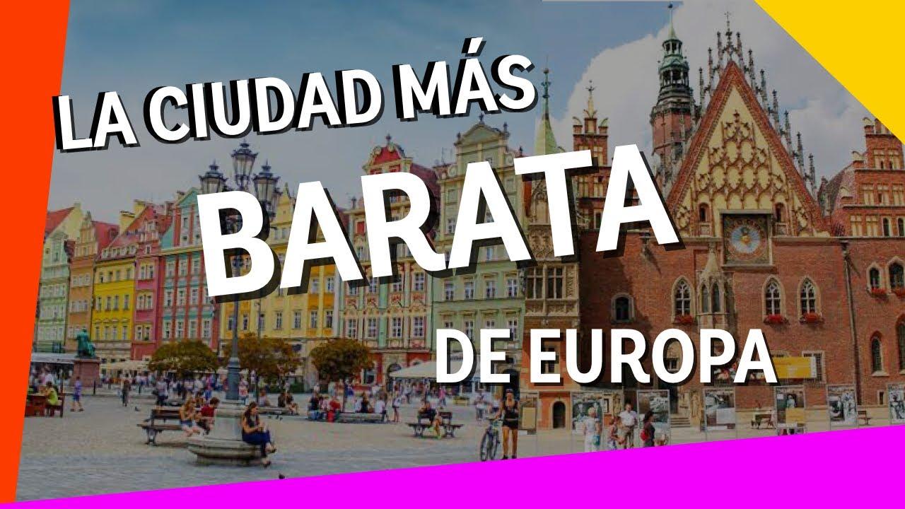 WROCLAW / BRESLAVIA • Polonia 🇵🇱 ¿Qué ver? Presupuesto 💰