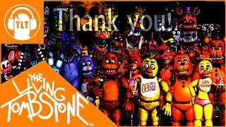 The Living Tombstone FNAF Songs Remix [Project 1987]