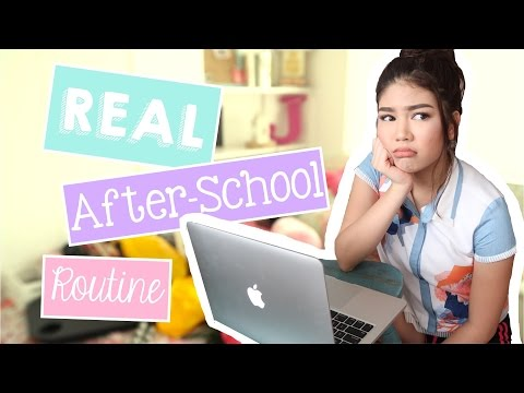 REAL After-School Routine (Life of a Youtuber in the Philippines!) | Janina Vela