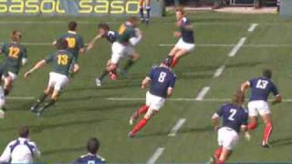 Springboks v France - 2010 Test 1