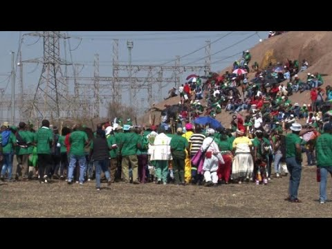 S.Africa marks five years since massacre of miners