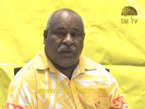 Theodist Partners PNG Sports Foundation to Help Athletes