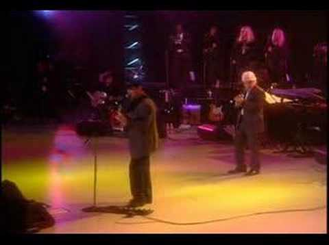 christopher cross & michael mcdonald - ride like the wind (l