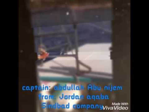 Parasiling Jordan aqaba red sea parasiling