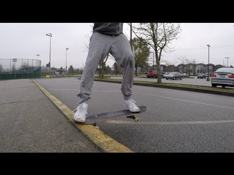 How To Frontside Tailslide