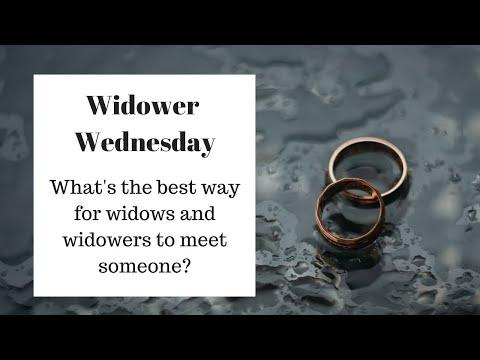 Widows meet widowers