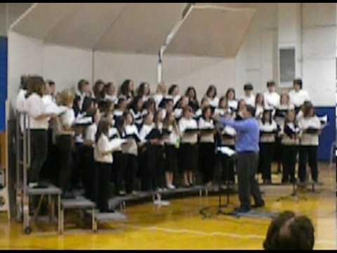 Nippersink Middle School 2009 Christmas Chorus