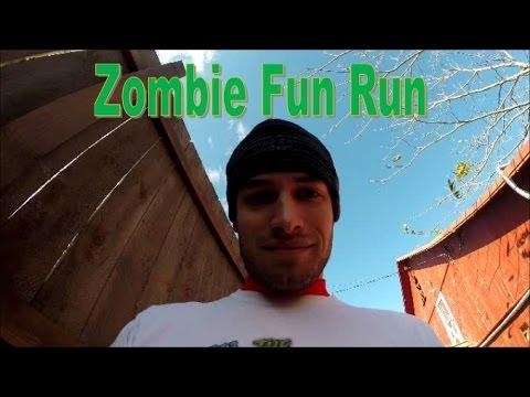 Field of Screams - Zombie Fun Run 2015
