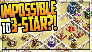DO THEY EXIST? Anti 3-Star bases at Town Hall 12 in Clash of Clans