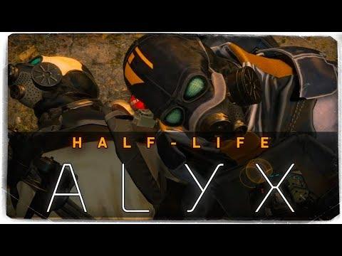БОЙНЯ НА СТРОЙКЕ - Half-Life: Alyx (Oculus Rift S) #8