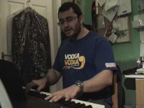 Fistfull of Love - Piano