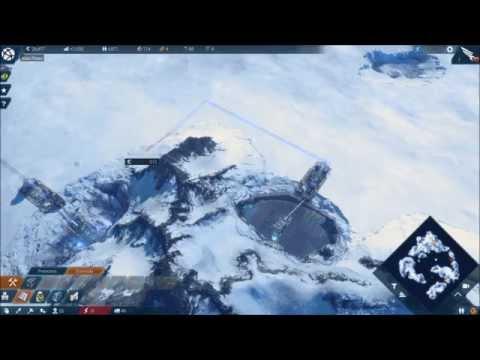 Anno 2205 Arktik development |