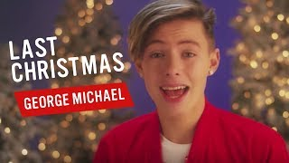 George Michael - Last Christmas COVER by Mackenzie Sol (ft. Tia Griffin)
