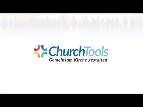 Start-Up Webinar - Schnelle und effektive Planung von Gottesdiensten mit ChurchTools 3.0