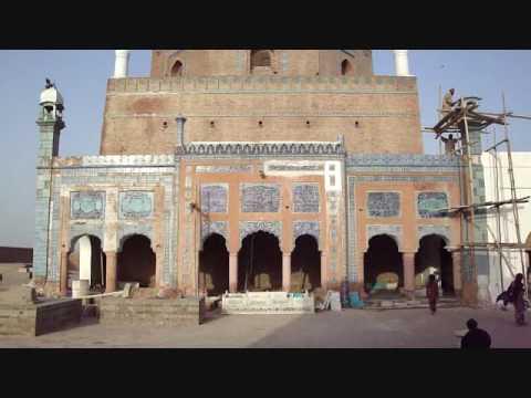 Tomb of Bahauddin Zakariya Multan