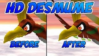 How to Improve Quality for DeSmuME (0.9.11)