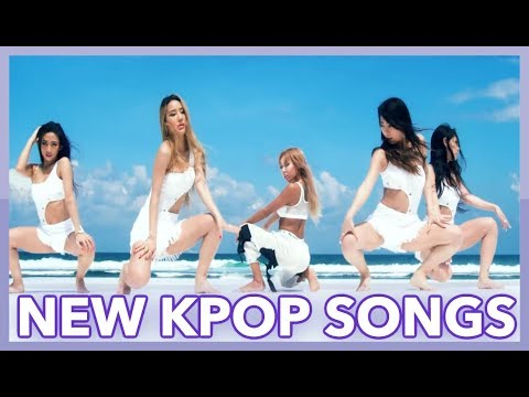 NEW K-POP SONGS | JULY 2018 (WEEK 2)