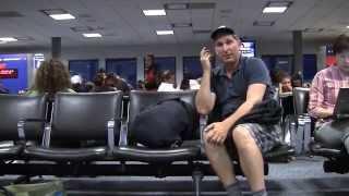Traveling with Wayne Federman in