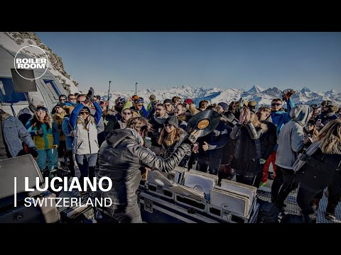 Luciano Boiler Room Switzerland DJ Set