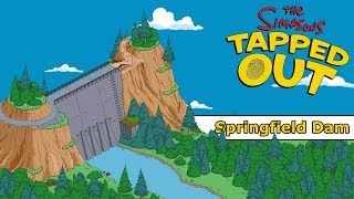 The Simpsons: Tapped Out - Springfield Dam
