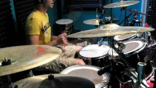 Dr. Skins- Senses Fail-Rum is for drinking, not for burning (Drum Cover)