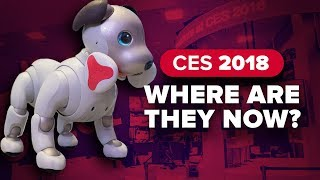 Best of CES 2018: Where are they now?